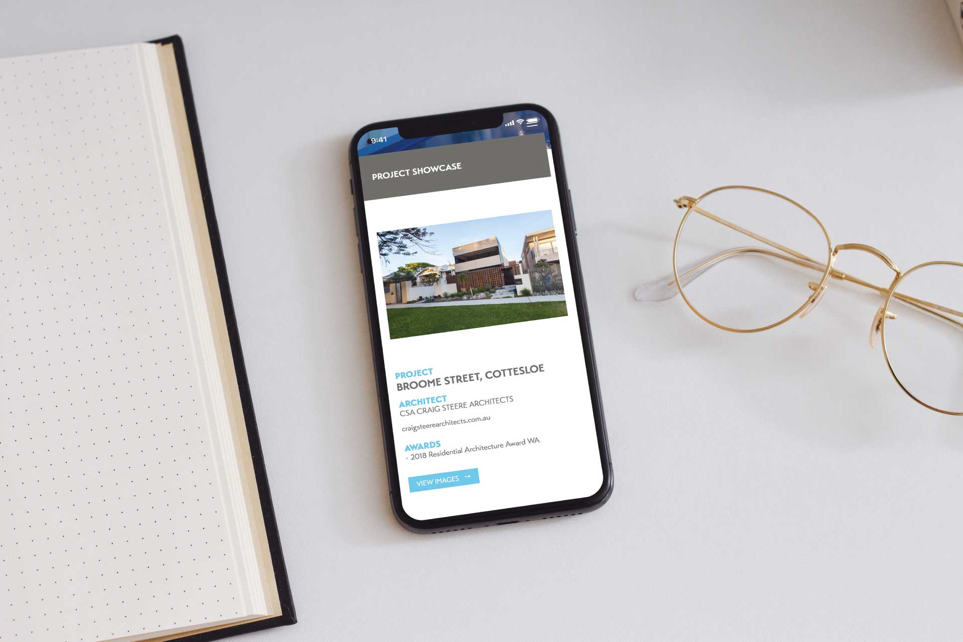web design mobile kelvin brooks building