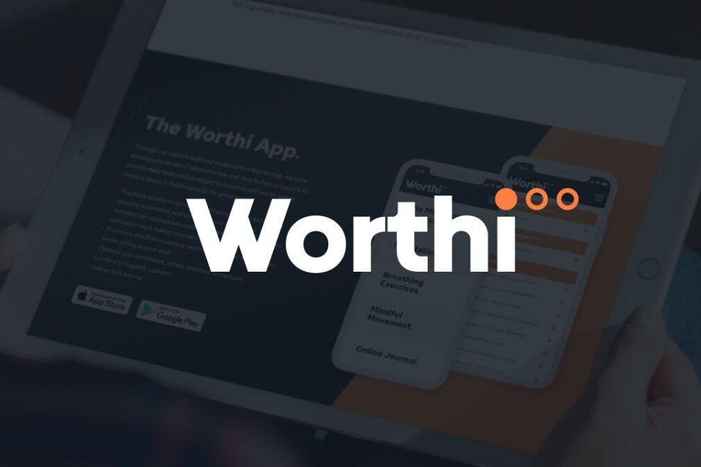 worthi logo design perth