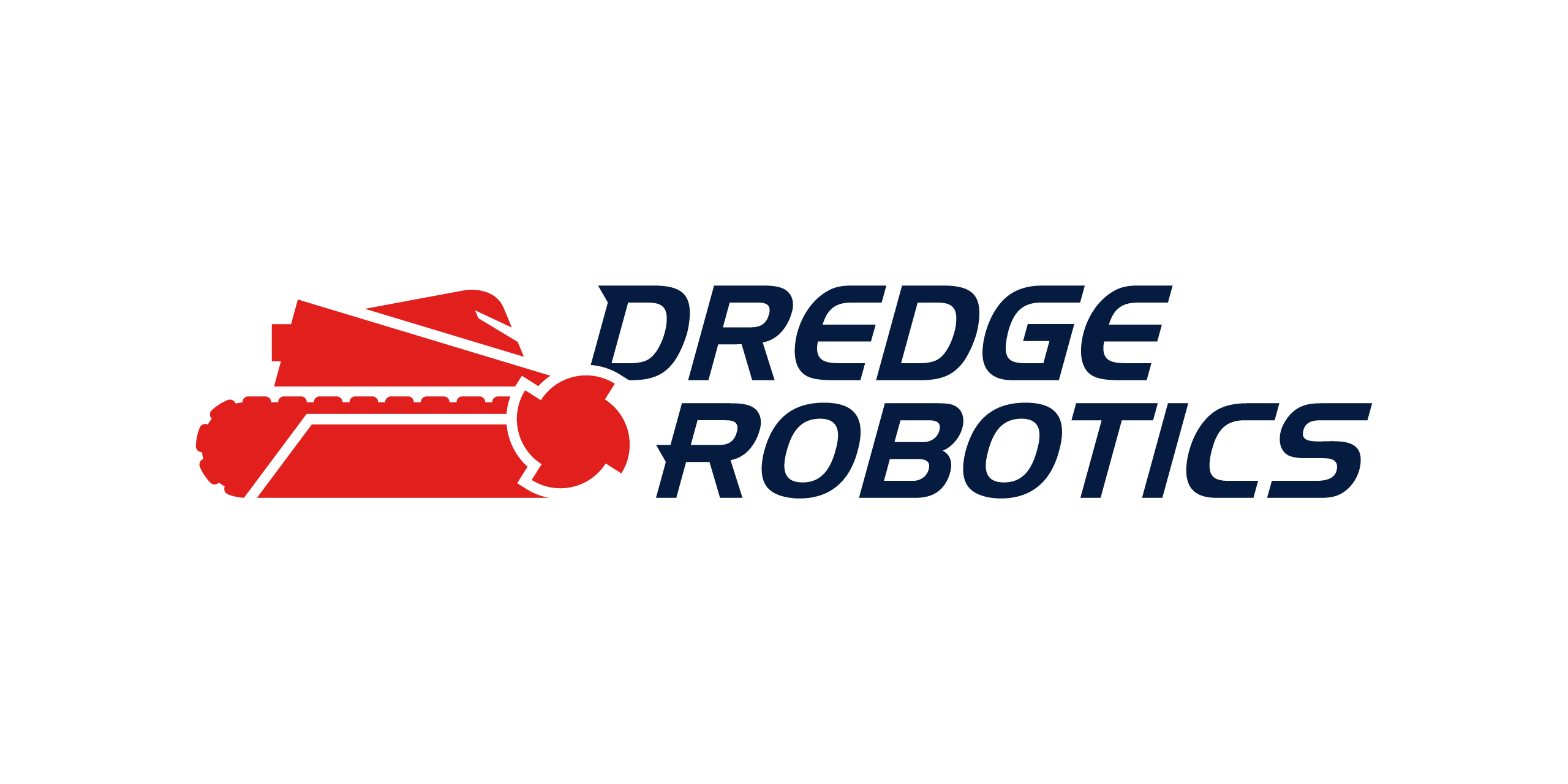 logo design perth dredge robotics